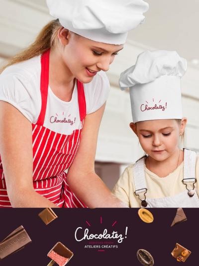 Chocolatez avec votre enfant !